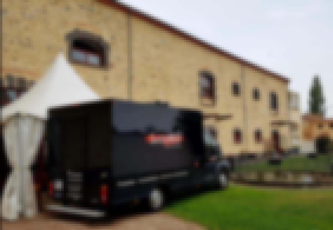 Photo d'un food truck privatisé dans le Puy-de-Dôme pour un mariage