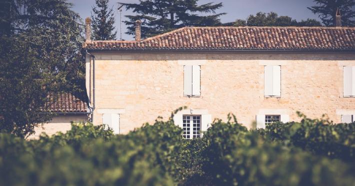 Photo d'un mas provencal proposé à la location pour des mariages