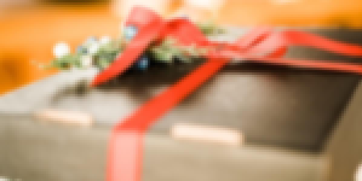 Photo d'un cadeau de mariage issu d'une liste