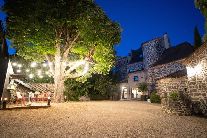 Photo du château de Bois Rigaud à louer en France