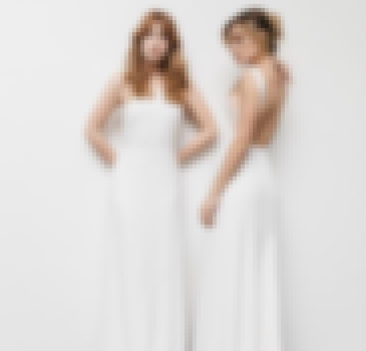 Robe de mariée Intemporelle proposée par la marque By Romance.