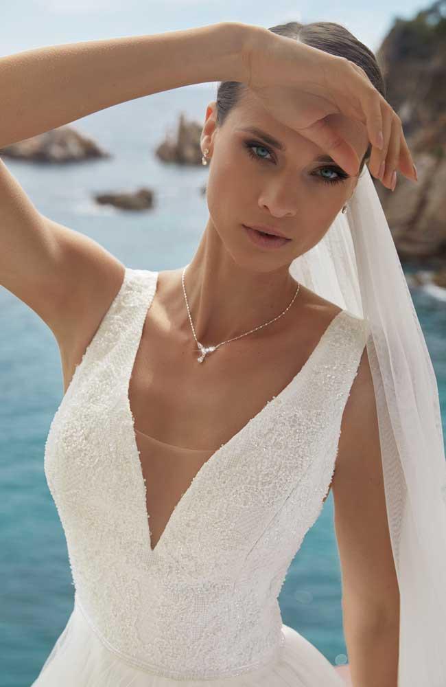 Robe de mariée de la Pronupta pas cher.
