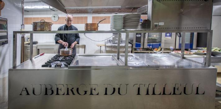 Traiteur mariage l'Auberge du Tilleul dans le Puy-de-Dôme