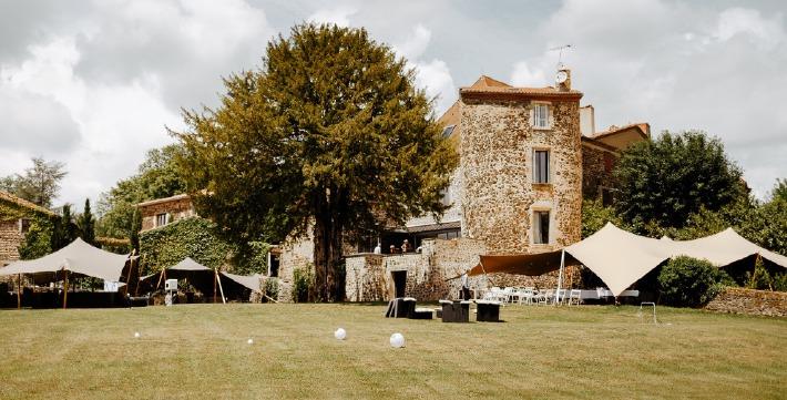 Château de Bois Rigaud dans le Puy-de-Dôme