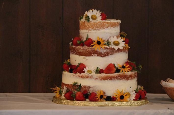 Photo d'un wedding cake préparé pour un mariage dans le Puy-de-Dôme à Clermont-Ferrand par Alexandre Herodet