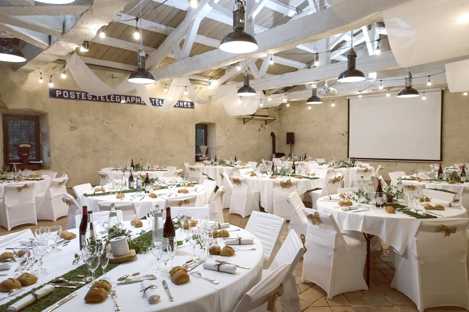 Chambre double au Château de Bois Rigaud