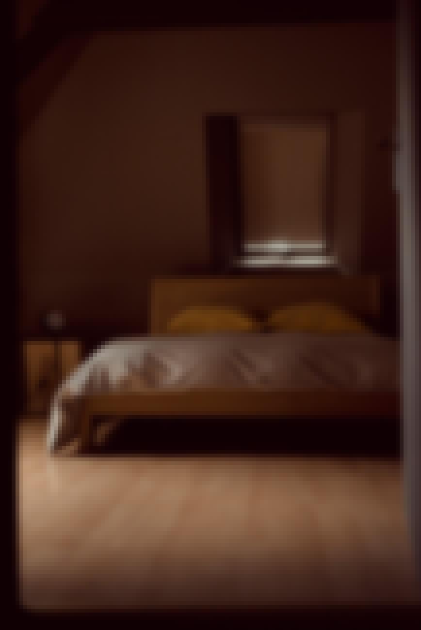 Photo d'une chambre double du château de Bois Rigaud près de Clermont-Ferrand en Auvergne-Rhone-Alpes.